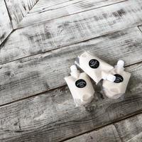white nuts milk 250ml × 5本《冷凍5本SET》