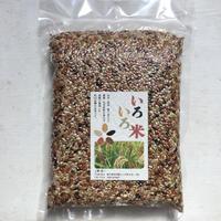 上野長一 色々米(1kg)