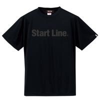 【L残り1点】Black  Standard Active T-shirt/ブラックスタンダードTシャツ
