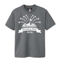 Shooting Star T-shirt/シューティングスターTシャツ(Gray/グレー)キッズ