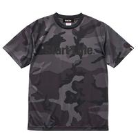 Black Camo Active T-shirt/ブラックカモアクティブTシャツ