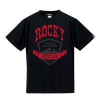 【M残り2点】ROCKY MOUNTAIN Active T-shirt/ロッキーマウンテンTシャツ(Black/ブラック)