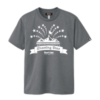 Shooting Star T-shirt/シューティングスターTシャツ(Gray/グレー)