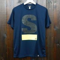 Big S Active T-shirt/ビッグエスアクティブT(Navy/ネイビー)
