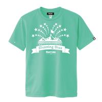 【残り1点】Shooting Star T-shirt/シューティングスターTシャツ(Green/グリーン)