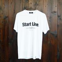 【L残り1点】StartLine Standard Active T-shirt/スタンダードアクティブT(White/ホワイト)