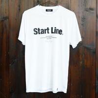 【残りわずか】StartLine Standard Active T-shirt/スタンダードアクティブT(White/ホワイト)