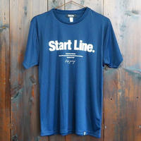 【SS,S残り1点】StartLine Standard Active T-shirt/スタンダードアクティブT(Navy/ネイビー)