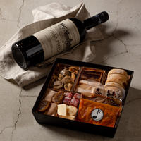 【10月23日(土)お届け商品】ワインとおつまみセット-秋の味覚とサンジョヴェーゼ
