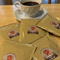 Hawaii Ka'u Coffee Gold Drip Bag(8g×5P)