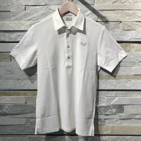 MOCO [ 21-2201240 ] アルビニドライカノコ半袖シャツ - オフホワイト(05)