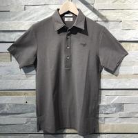 MOCO [ 21-2201240 ] アルビニドライカノコ半袖シャツ - ダークブラウン(45)
