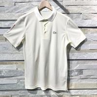 Camicia Sportiva+ [ 51-2201241 ] アイスコットンJQ/OD半袖ジャガードシャツ - オフホワイト(05)