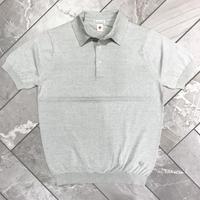 JWO [ 41-1201341 ] Hockey半袖ポロシャツ - ライトグレー(11)