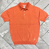 JWO [ 41-1201341 ] Hockey半袖ポロシャツ - オレンジ(35)