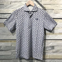 MOCO [ 21-2201343 ] プラネットプリント半袖シャツ - オフホワイト(05)