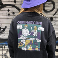 【即納少量限定】ORDINARY LIFE sweat