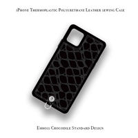 【  iPhone 11 Pro Max TPU Leather sewing Case 】Sample products