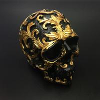 元聖職者の頭蓋骨