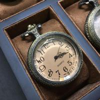 『アンティークの懐中時計』