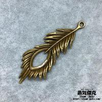 『不死鳥の羽』金属素材 商品番号W-0028