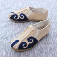 『上善若水』中華風布靴