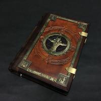 『 Ἄνουβις 儀式の書』A6サイズノート