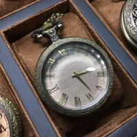 『よ~く見たら埃及風の懐中時計』