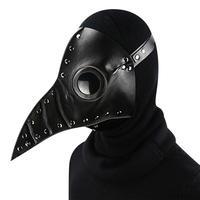 ペスト防護マスク ブラック・ブラウン・ホワイト