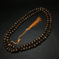 【委託品・中古】数珠 木製 140cm