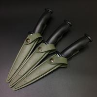 鞘付き投げナイフ 軟質ゴム製