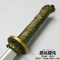 【106cm】竜頭長刀 ポリウレタン材質