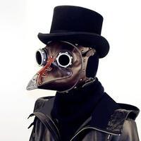 ペスト防護マスク スチームパンク風
