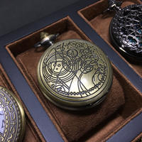 『ジオメトリの懐中時計』