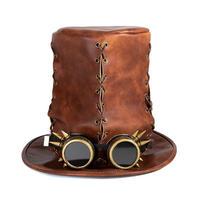 麦藁人形のハット帽