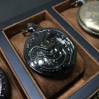 『三頭竜の懐中時計』