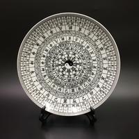 六十四卦(ろくじゅうしか)の風水皿