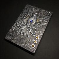 『鳥の書』銀色