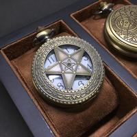 『二重五芒星の懐中時計』
