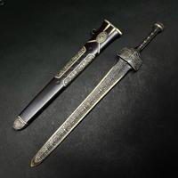 『軒轅剣』6:1スケール金属製模型