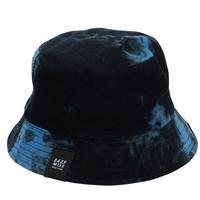EAZY MISS TIE DYE BUCKET HAT / Blue