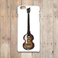 HOFNER VIOLIN BASS   iPhone X/8/7/6/6s/5/5sケース