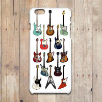 ギターズ #2 iPhone X/8/7/6/6s/5/5sケース