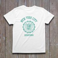 N.Y PUNKカレッジ Tシャツ