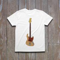 FENDER JAZZ BASS  #2 Tシャツ