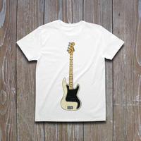 FENDER PRECISION BASS  Tシャツ