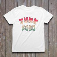 JUNK FOOD(ver.2) Tシャツ