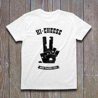 HI-CHEESE Tシャツ