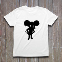 PUNKY MOUSE Tシャツ