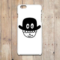 TOP HAT BOY iPhone X/8/7/6/6s/5/5sケース